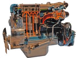 Двигатель Mercedes ОМ352