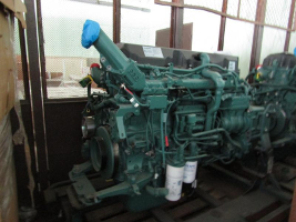 Двигатель Volvo D11C330