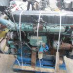 Двигатель Volvo D12A420