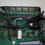 Двигатель Volvo D12C460