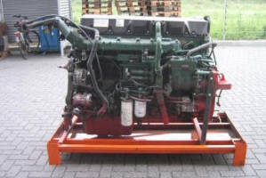Двигатель Volvo D13A480