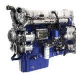 Двигатель Volvo D16B520