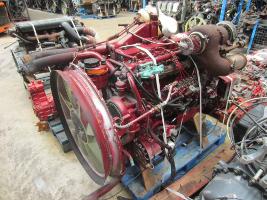 Двигатель Volvo D7B260