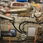 Двигатель DAF 1160