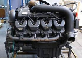 Двигатель Scania DSC14