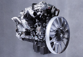 Двигатель Mercedes OM471