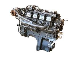 Двигатель Mercedes OM442