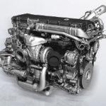 Двигатель Mercedes OM470