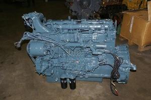 Двигатель DAF WS 242