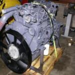 Двигатель DAF RS 180