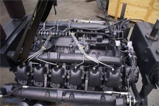 Двигатель MAN D2842