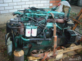 Двигатель Volvo D6A230