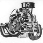 Двигатель DAFB85