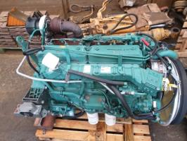 Двигатель Volvo D6A180