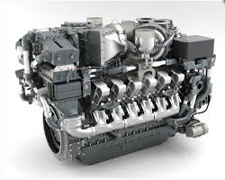Двигатель Volvo D6A250