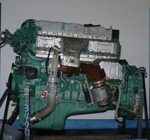 Двигатель Volvo D7F260