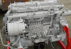 Двигатель DAF RS 200