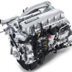 Двигатель DAF FR 152