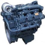 Двигатель Mercedes OM401