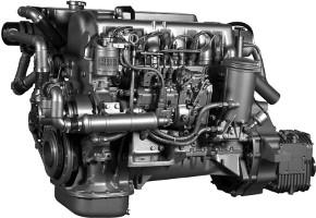 Двигатель Mercedes OM314