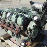 Двигатель Mercedes OM402