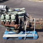 Двигатель Mercedes OM421