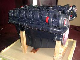 Двигатель Mersedes OM424