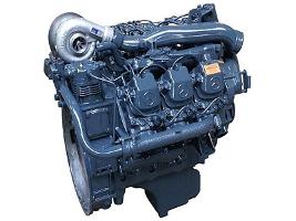 Двигатель Mercedes OM441