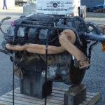 Двигатель Mercedes OM446