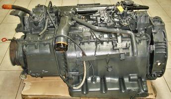 Двигатель Mercedes OM447