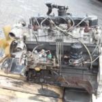 Двигатель DAF XD3P