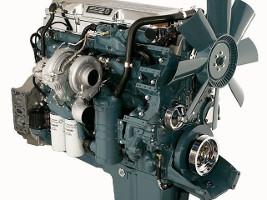 Двигатель DAF RS 222