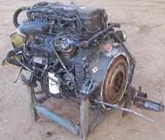 Двигатель DAF BE99C