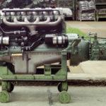 Двигатель Mercedes OM346
