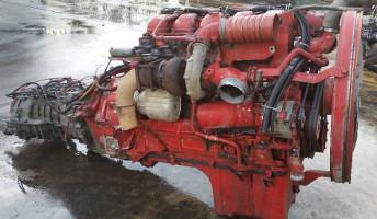 Двигатель MAN D2865
